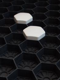 Marcadores Easygravel® blancos (26 piezas)