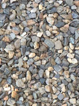 Gravilla de río 4 - 8mm en seco