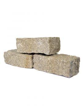 Mauersteine Graniet Gelb