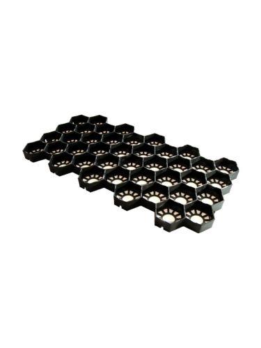grindmatten easygravel Zwart