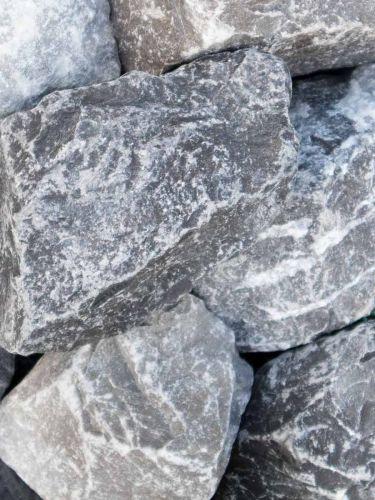 Ardenner grau Bruchsteine 80 - 150mm (80 - 150cm)