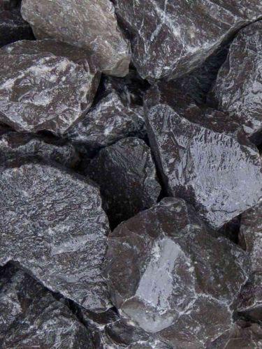 Ardenner grau Bruchsteine 40 - 60mm (naß)