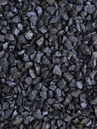 Basaltsplitt 5 - 8mm naß