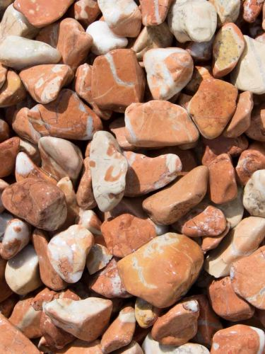 Baskisch rood grind 16 - 25mm nat