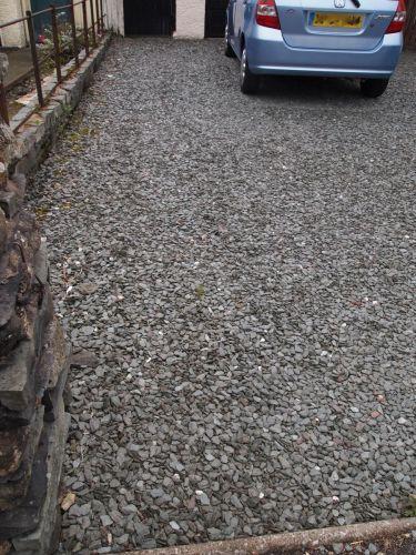 canadian slate groen parking