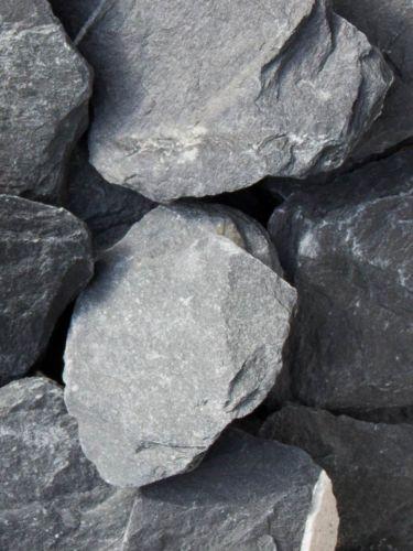 Canadian slate zwart 60 - 180mm