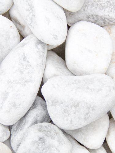 Carrara keien 40 - 80mm (4 - 8cm)