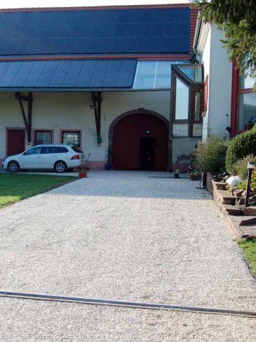 Castle Kies verlegt