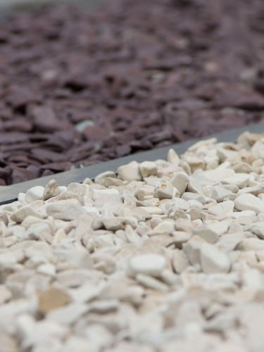 Cordoba grind 12 - 18mm aangelegd
