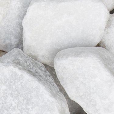 Crystal White breuksteen (40 - 80mm) (4 - 8cm)