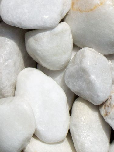 Crystal white keien 40 - 80mm (nat)