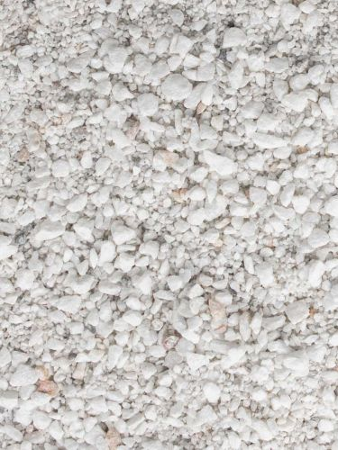 Crystal White split 0 - 5mm