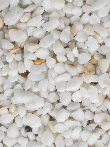 Crystal white split 9 - 12 mm (nat)