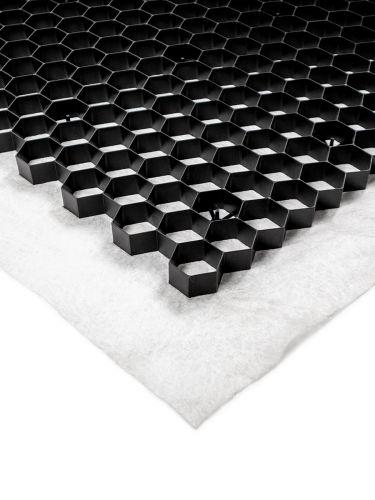 EuroGravel PLUS grindplaten zwart