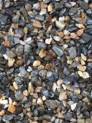 Gravilla de río 4 - 8mm mojada