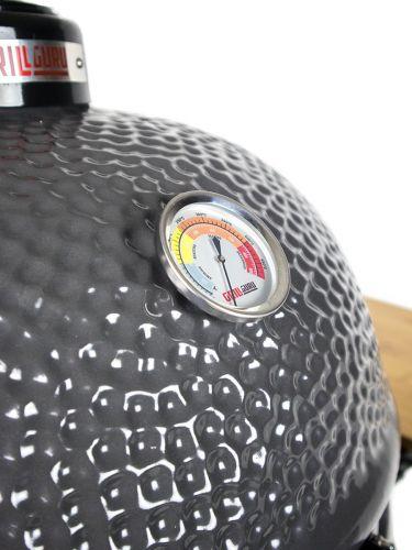 Grill Guru Classic Compact Grey thermometer