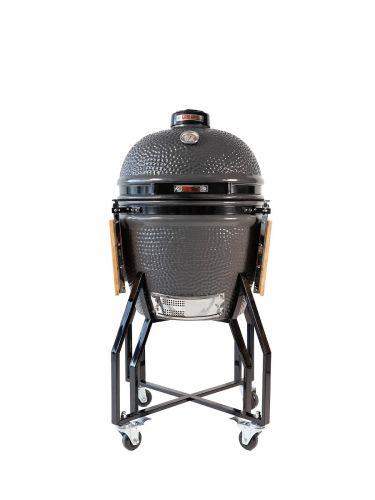 Grill Guru Classic Large Grey Kamado Model 2021