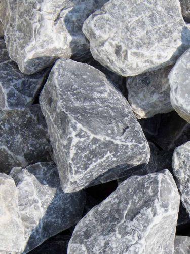 Ice Blue Bruchsteine 40 - 60mm
