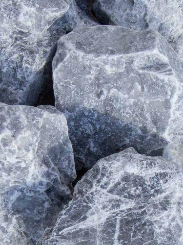 Ice Blue Bruchsteine 80 - 140mm