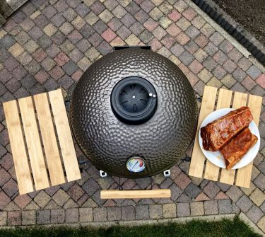 The Columbus Kamado Large Compleet