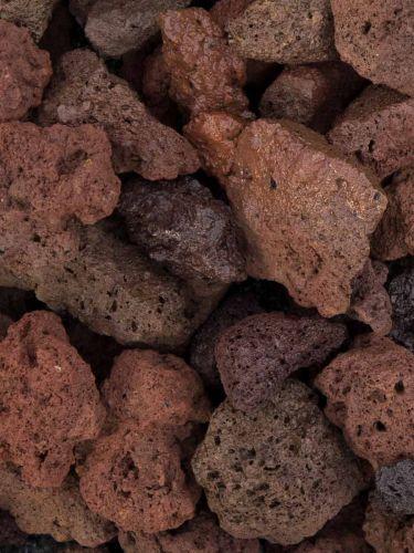 lava brokken 30 - 60mm (3 - 6cm) nat