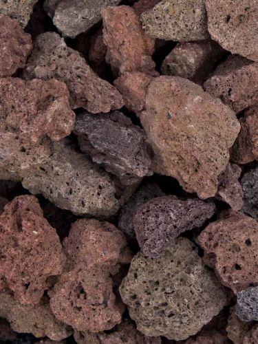 Lava brokken 30 - 60mm (3 - 6cm)