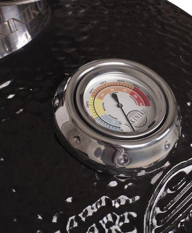 Yakiniku Kamado Medium Compleet, model 2021, thermometer