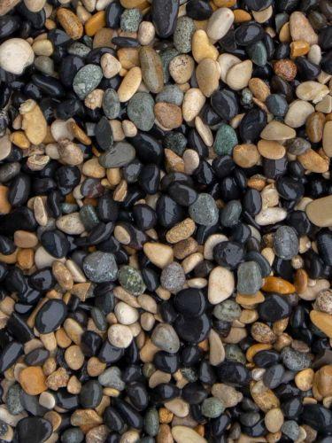 Natural Blend Pebbles 5 - 8mm (nat)