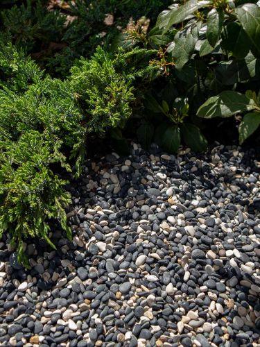 Natural Blend Pebbles 5 - 8mm verlegt