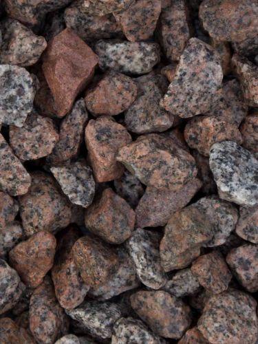 Schottischer Granitsplitt 16 - 22mm (naß)