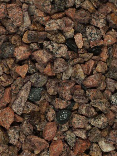 Schottischer Granitsplitt 8-16mm naß