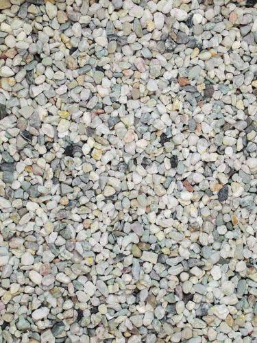 Quarzkies weiß-grau 2 - 8mm