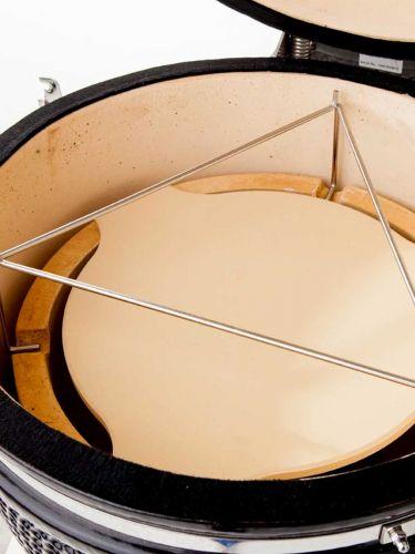 Yakiniku Plate Setter / Heat deflector Yakiniku Plate Setter / Heat deflector
