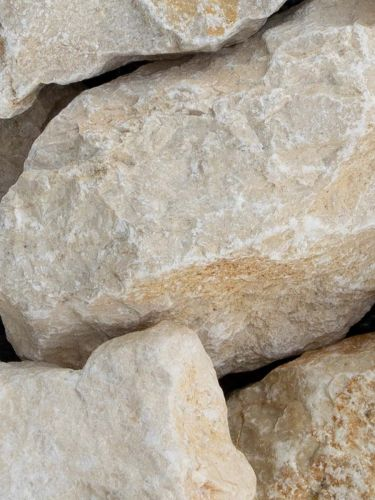 Yellow Sun Bruchsteine 60 - 120mm (6 - 12cm)
