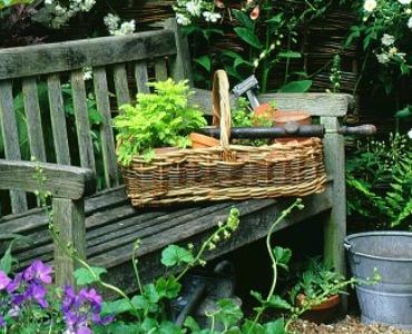 Romantik gemixt mit Natürlichkeit – einen englische Garten anlegen