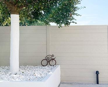 6 jardines de ensueño con piedras blancas