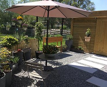 Cómo crear un jardín barato