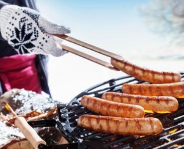 Iets anders met de kerst dan een kerstdiner? Ga voor een Kerstbarbecue!