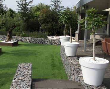 Gartenideen für einen modernen Garten