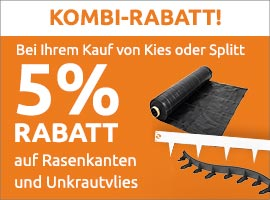 5% Rabatt