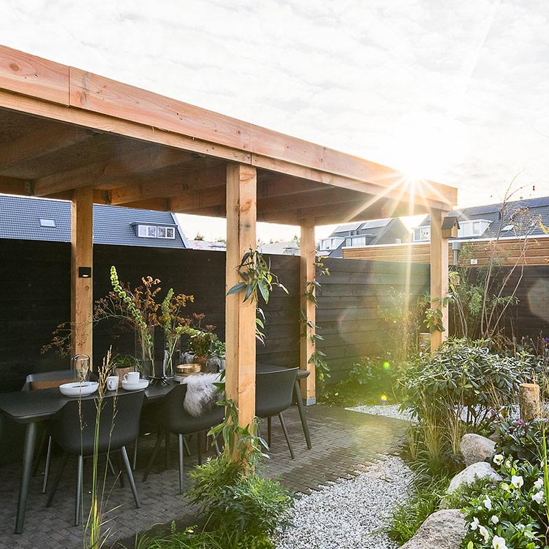 Gartentrends 2021 Terrasse