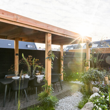 Neue Gartentrends 2021 Terrasse