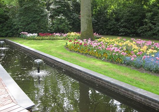 Franzosischen Garten
