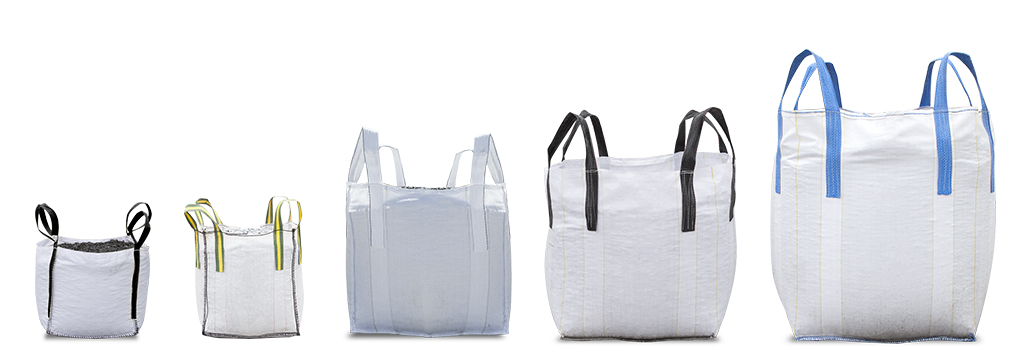 Minibags, Midibag en Bigbags