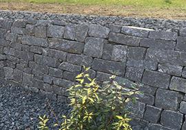muurstenen basalt