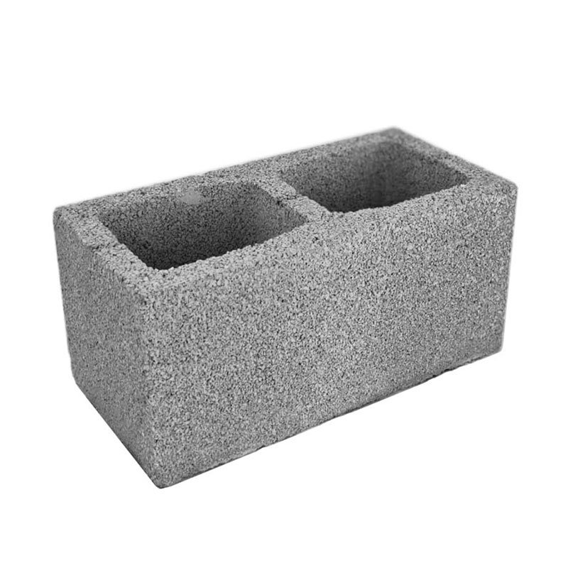 Bloque de esquina LISO gris